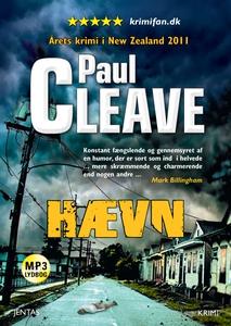 Hævn (lydbog) af Paul Cleave