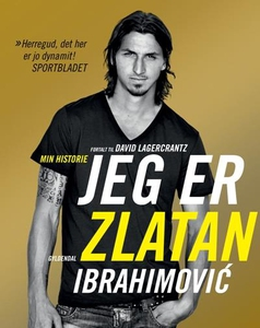 Jeg er Zlatan Ibrahimovic (lydbog) af