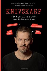 Knivskarp (e-bog) af Mikel Birkkjær,