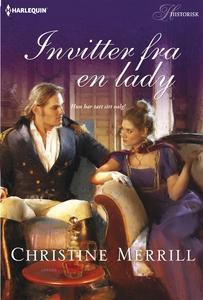 Invitter fra en lady (ebok) av Christine Merr