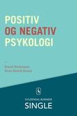 Positiv og negativ psykologi