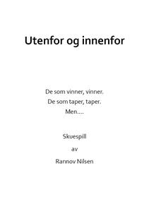 Utenfor og innenfor (ebok) av Rannov Nilsen