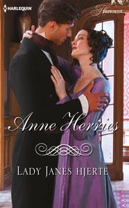 Lady Janes hjerte (ebok) av Anne Herries