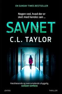 Savnet (lydbog) af C.L. Taylor, C. L.