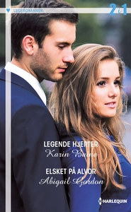 Legende hjerter / Elsket på alvor (ebok) av A