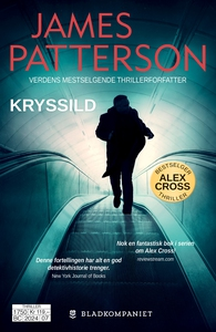 Kryssild (ebok) av James Patterson