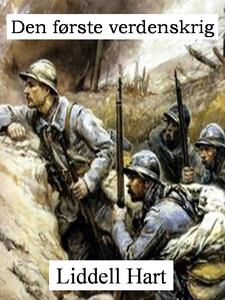 Den første verdenskrig (ebok) av Liddell Hart