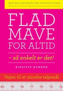 Flad mave for altid (e-bog) af Birgit