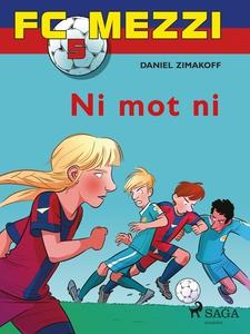 FC Mezzi 5 - Ni mot ni (ebok) av Daniel Zimak