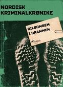 Bilbombem i Drammen