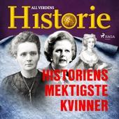 Historiens mektigste kvinner