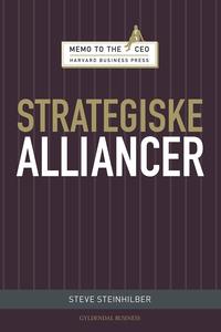 Strategiske alliancer (e-bog) af Stev