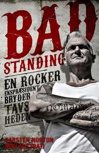 Bad standing (e-bog) af Carsten Norto