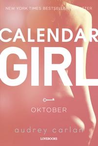 Calendar Girl: Oktober (lydbog) af Au