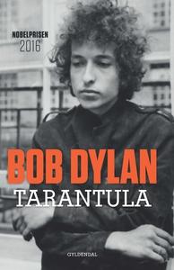 Tarantula (e-bog) af Bob Dylan