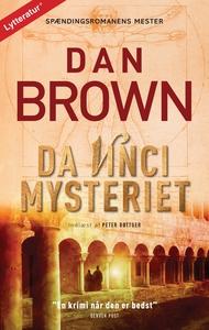 Da Vinci mysteriet (lydbog) af Dan Br