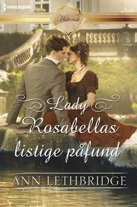 Lady Rosabellas listige påfund (e-bog