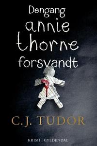 Dengang Annie Thorne forsvandt (lydbo