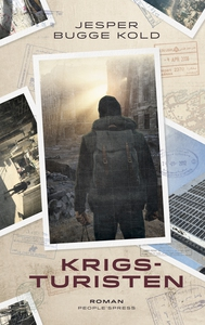 Krigsturisten (e-bog) af Jesper Bugge
