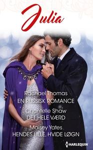 En russisk romance/Det hele værd/Hend