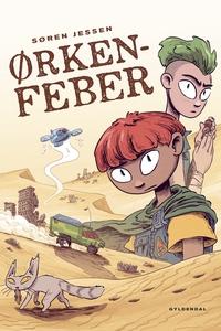 Ørkenfeber (e-bog) af Søren Jessen