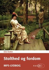 Stolthed og fordom (lydbog) af Jane A
