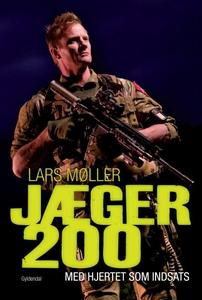 Jæger 200 (lydbog) af Lars Møller