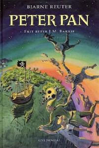 Peter Pan (lydbog) af Bjarne Reuter