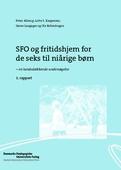 SFO og fritidshjem for de seks til niårige børn