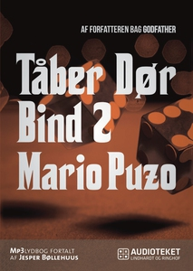 Tåber dør bind 2 (lydbog) af Mario Pu
