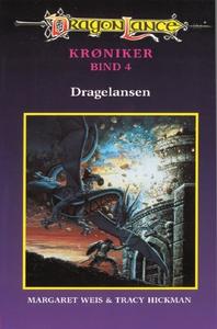 DragonLance - Krøniker #4: Dragelansen (e-bog) af Margaret Weis, Tracy Hickman, Anders Westenholz