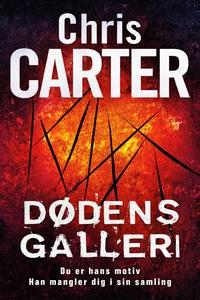 Dødens galleri (lydbog) af Chris Cart