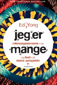 Jeg er mange (e-bog) af Ed Yong