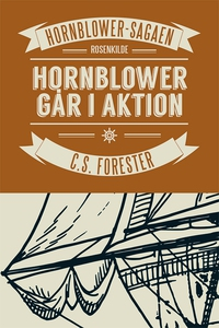 Hornblower går i aktion (e-bog) af C.