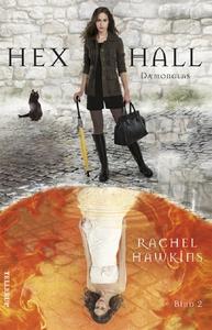 Hex Hall #2: Dæmonglas (lydbog) af Ra