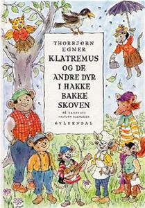 Dyrene i Hakkebakkeskoven (lydbog) af