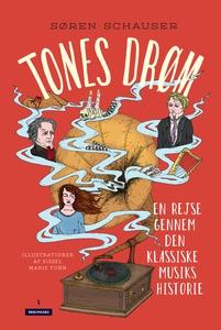 Tones drøm (e-bog) af Søren Schauser