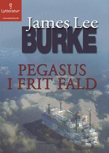 Pegasus i frit fald (lydbog) af James