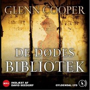 De dødes bibliotek (lydbog) af Glenn