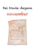 Dei travle dagane - november