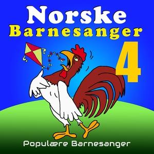 Norske Barnesanger 4 (lydbok) av Christopher