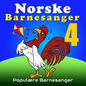 Norske Barnesanger 2-6 år Vol.4