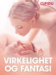 Virkelighet og fantasi - erotiske noveller (e