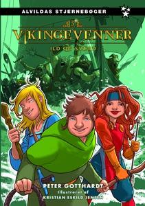Vikingevenner 5: Ild og sværd (e-bog)