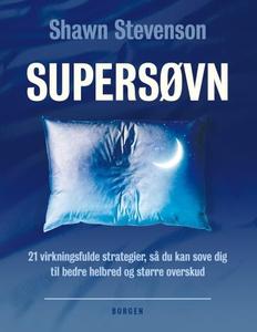 Supersøvn (lydbog) af Shawn Stevenson