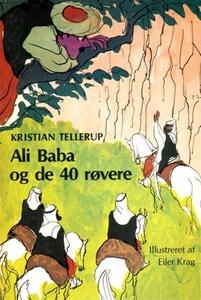 Ali Baba og de 40 røvere (lydbog) af