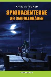 Spionagenterne og smuglerbåden (e-bog