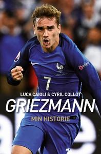 Griezmann (e-bog) af Luca Caioli, Cyr