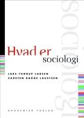 Hvad er sociologi