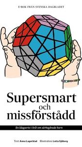 Supersmart och missförstådd (e-bok) av Anna Lag